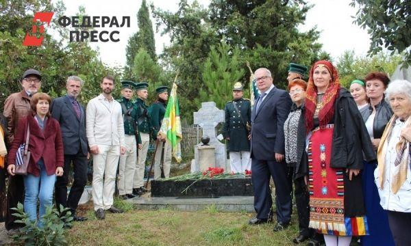Общество: Память павших под Балаклавой почтили в Крыму