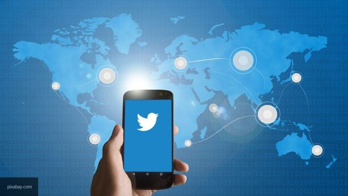 Общество: В работе Twitter произошел сбой