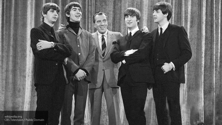 The Beatles выложили новый клип к50-летию альбома Abbey Road