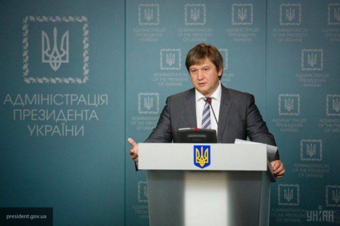 Общество: Экс-секретарь СНБО Данилюк заявил, что окружение Зеленского деструктивно влияет на него