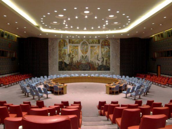 Общество: Совбез ООН не смог занять единую позицию по Сирии - Cursorinfo: главные новости Израиля