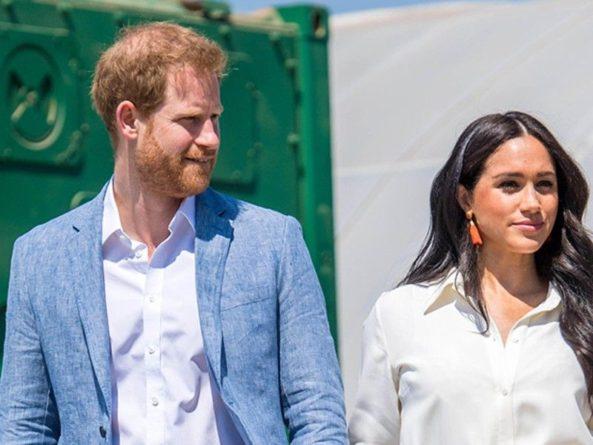 Общество: Меган Маркл и принц Гарри собрались переезжать в Канаду