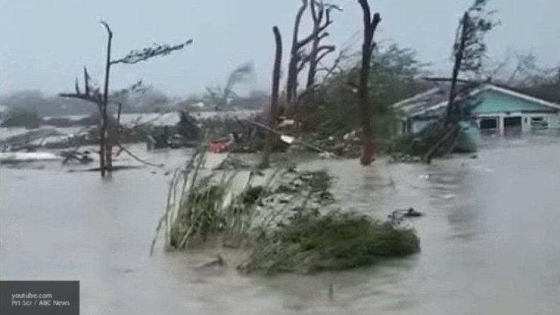 """Общество: Число пропавших из-за урагана """"Дориан"""" на Багамах превышает тысячу человек"""