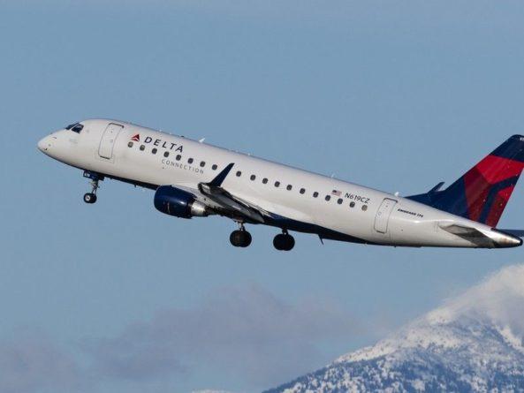 Общество: Авиакомпания Delta организовала женский рейс для борьбы с неравенством