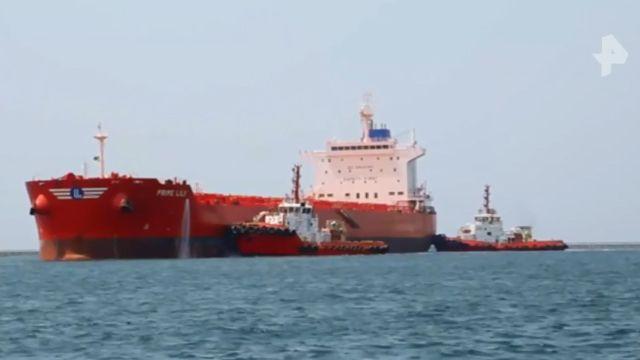 Общество: Цены на нефть взлетели после сообщений о взрыве на иранском танкере