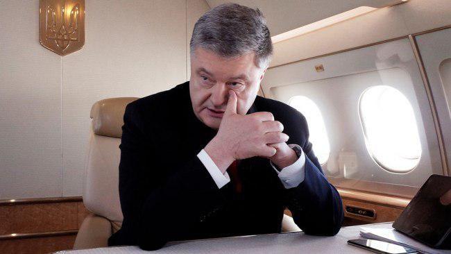 Общество: Порошенко неожиданно покидает Украину: «после пресс-марафона Зеленского была истерика», скандальные подробности