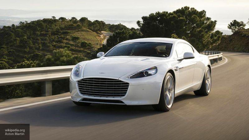 Кроссовер Aston Martin доступен для заказа в России