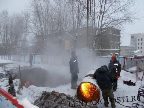 Общество: Новосибирск ждёт тяжёлая зима