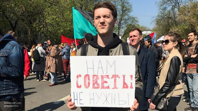 Прошедший обучение на Западе Егор Жуков курировал незаконные митинги в Москве