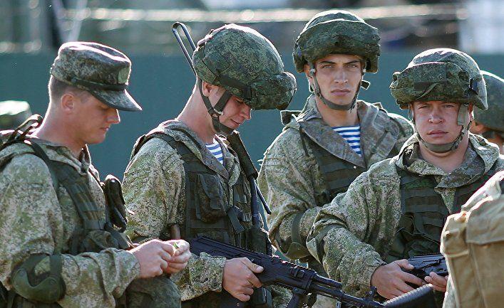 Общество: Financial Times (Великобритания): Россия может решить, что агрессия это риск, на который стоит пойти