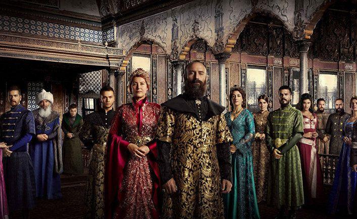 Общество: The Guardian (Великобритания): как турецкое телевидение завоевывает мир