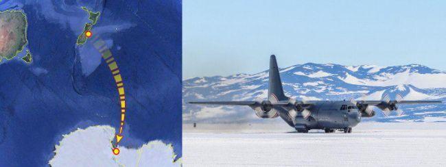 Общество: Новая Зеландия перебрасывает военных игрузы вАнтарктиду