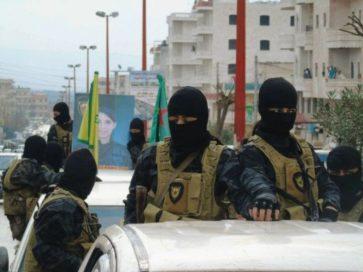 Общество: Курды-террористы в Сирии больше не будут получать гуманитарную помощь