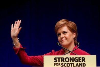 Общество: Reuters: В Шотландии планируют провести референдум о независимости