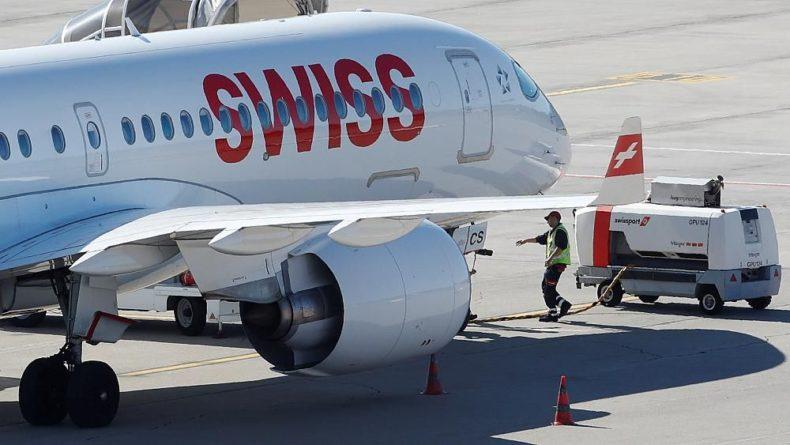 """Общество: Swiss """"приземлила"""" свои аэробусы А220"""