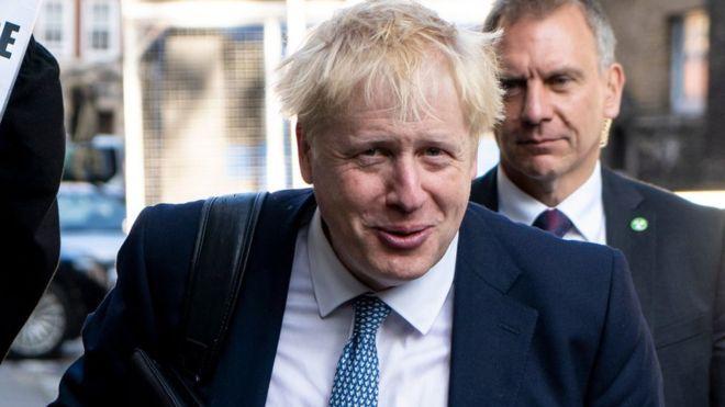 Общество: Джонсон вынесет на голосование парламента вопрос о проведении досрочных выборов 12 декабря