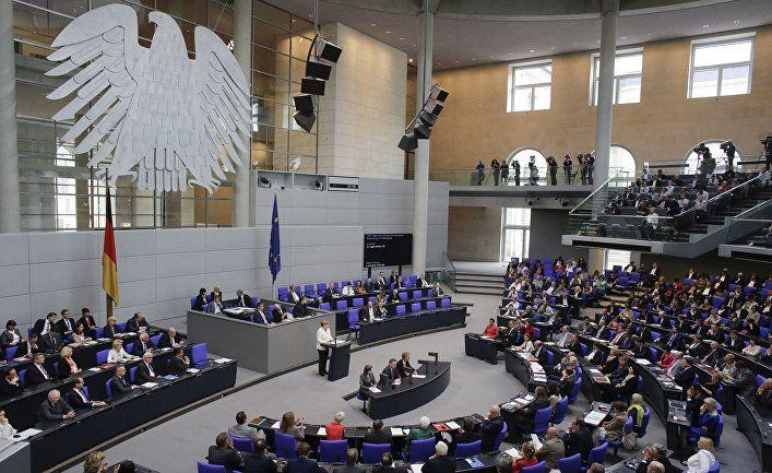 Общество: Гордон (Украина): немецкий Бундестаг проголосовал за защиту «Северного потока — 2»