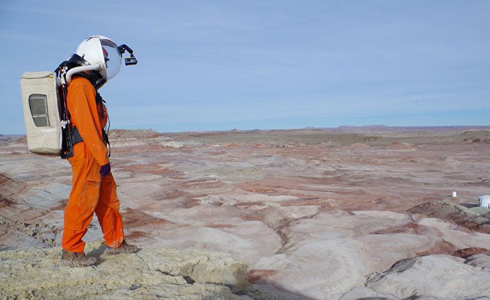 Общество: Aeon (Великобритания): жизнь на Марсе