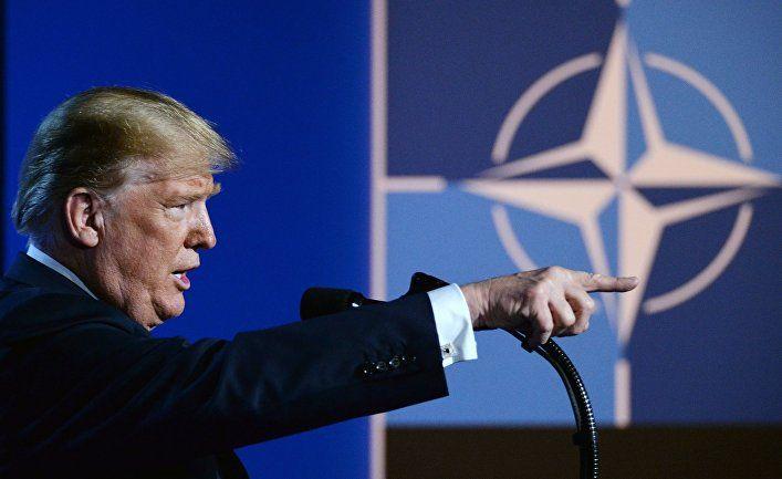 Общество: The Times (Великобритания): в свои 70 лет альянс НАТО стал больным и сварливым, но мы не должны позволить ему умереть