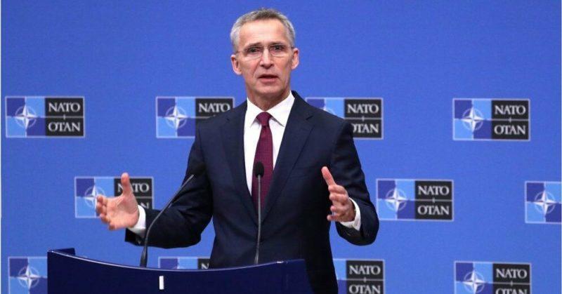Общество: Столтенберг призвал НАТО к улучшению отношений с Россией