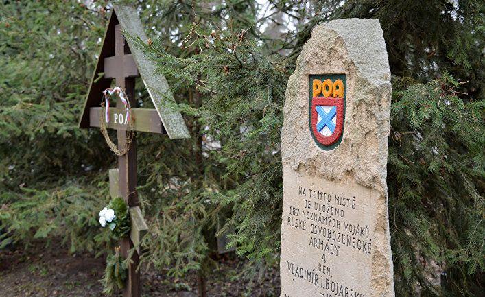 Общество: Солдаты Андрея Власова в Праге: спасители города, которые не стали героями (iDNES, Чехия)
