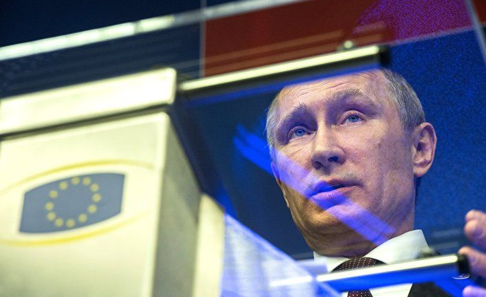 Общество: Al Quds (Великобритания): Путин поспешил с похоронами Евросоюза