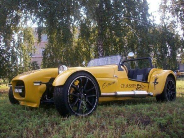 Общество: Украинский автолюбитель создает суперкары, которыми заинтересовались арабские шейхи (ФОТО)