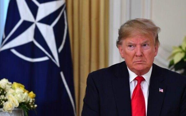 Общество: Трамп представил вЛондоне выход Франции изНАТО иудивился Макроном