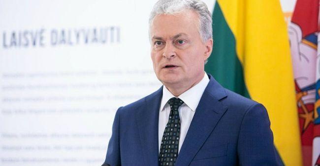 Общество: Президент Литвы призвал НАТО признать Россию крупнейшей угрозой