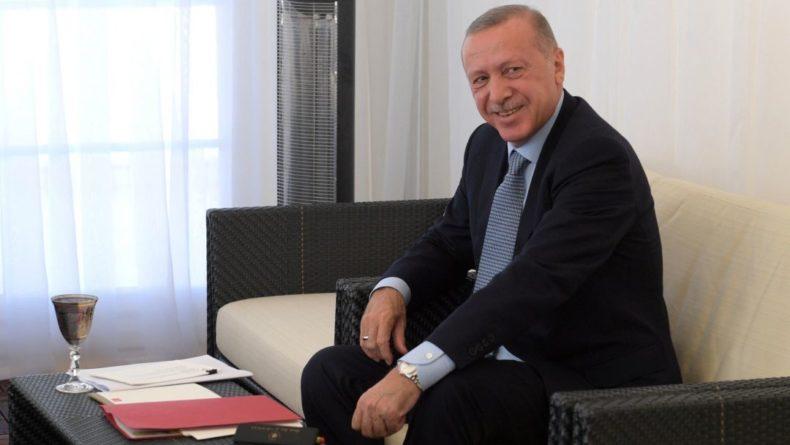 Общество: Эрдоган доволен итогами четырехстороннего саммита по Сирии в Лондоне