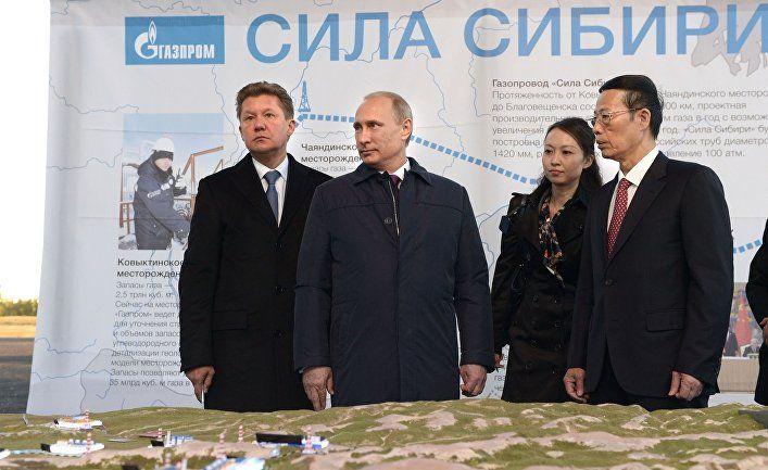 Общество: Financial Post (Канада): пока Канада медлит, Россия строит газопровод протяженностью 3000 километров в Китай всего за пять лет