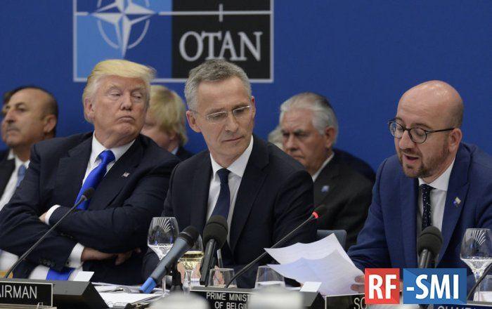 Общество: Трамп досрочно покинул саммит НАТО. Причина? Обида