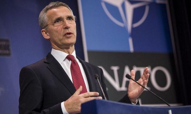 Общество: «Зрада»: Генсек НАТО всвоей речи ниразу неупомянул Украину