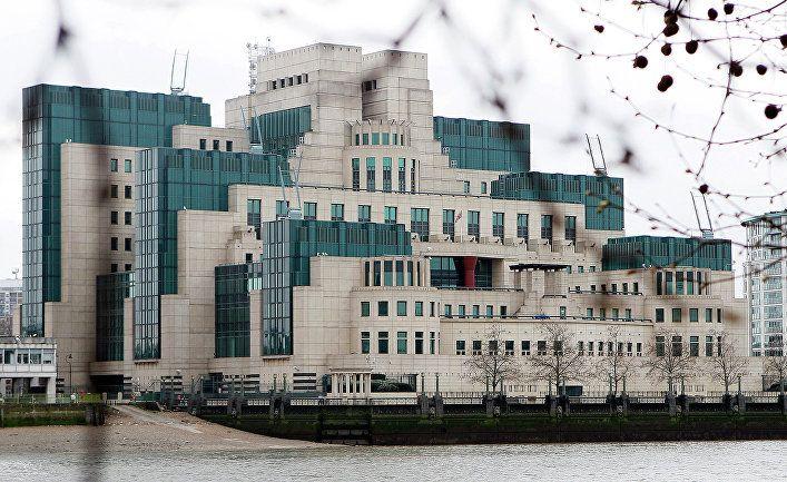 Общество: The Atlantic (США): тайная война Британии с Россией