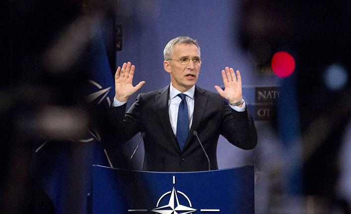Общество: Столтенберг: «Я ожидаю верности альянсу, в том числе и от Франции» (ARD, Германия)