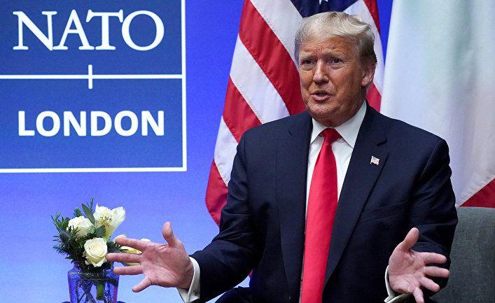 Общество: The Onion (США): всеми брошенный Трамп пообещал НАТО круче и мощнее — с новыми лучшими друзьями Оманом, Македонией и Суринамом