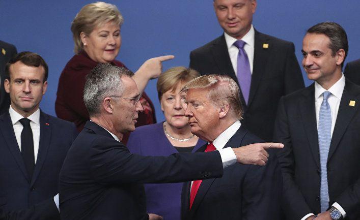 Общество: Público (Португалия): НАТО в порядке, а вот Альянс — в кризисе