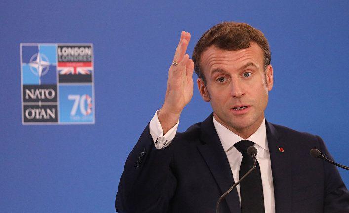 Общество: Президент Макрон прав: НАТО пора распустить (The Guardian, Великобритания)