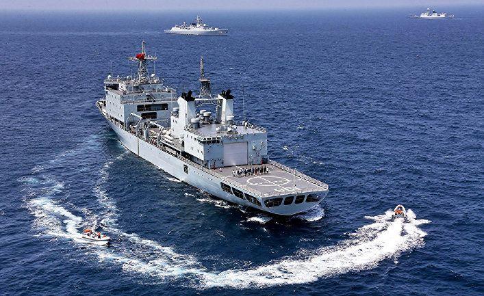 Общество: Rai Al Youm (Великобритания): совместные военно-морские учения России, Ирана и Китая станут началом конца американской гегемонии в Персидском заливе