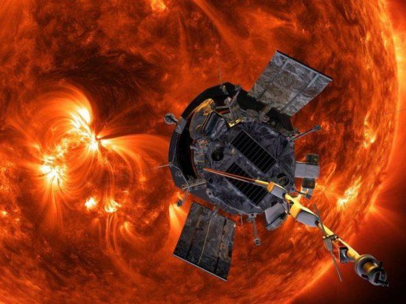 Общество: Полет зонда «Паркер» к Солнцу принес первые научные результаты