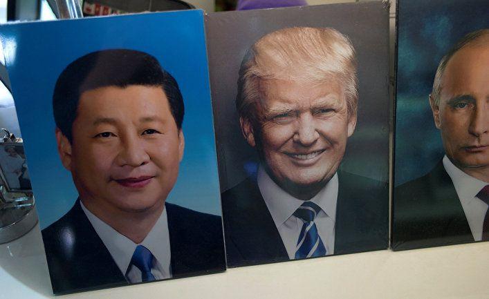 Общество: Неожиданные результаты опроса в США: Россию и Китай считают союзниками Америки (Haber7, Турция)