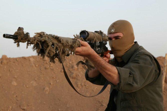 Общество: Эрдоган не позволит Вашингтону поддерживать курдских террористов