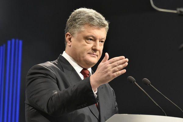 Общество: Порошенко предлагает строить стену награнице сРоссией, анеДонбассом