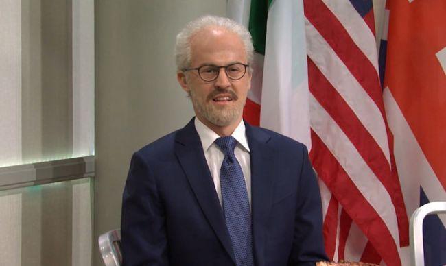 Общество: Вшоу Saturday Night Live высмеяли президента Латвии Эгила Левитса