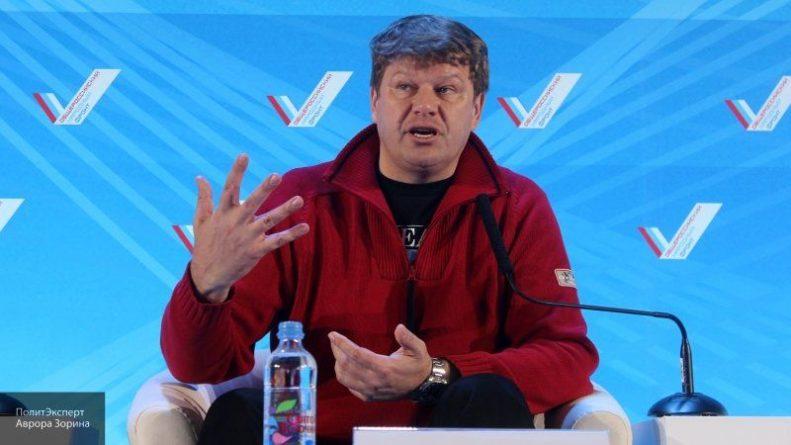 Общество: Губерниев признался, что не ждет ничего хорошего от решения WADA по российским спортсменам