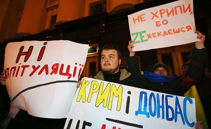 Общество: Корреспондент (Украина): нация не примет федерализации?