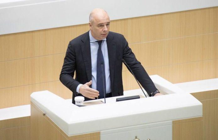 Общество: Силуанов: решение по долгу Украины перед Россией могут вынести в 2020 году