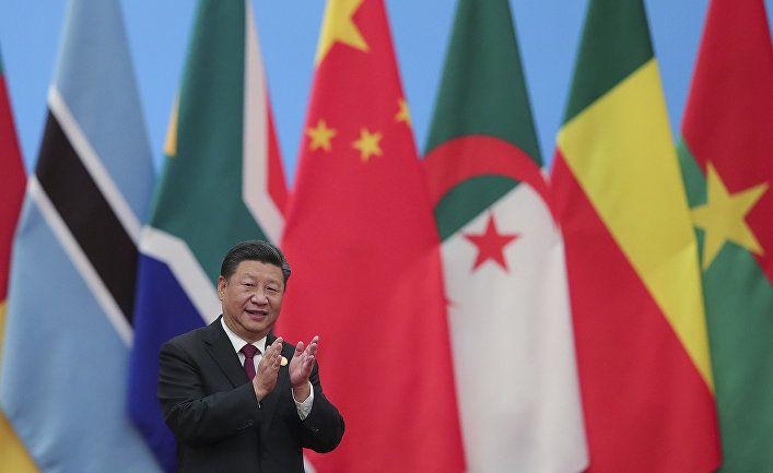 Общество: Al Quds (Великобритания): остерегайтесь грядущего китайского колониализма!