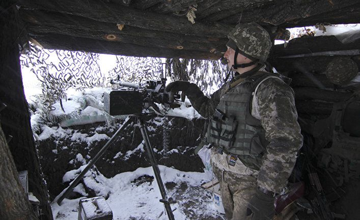 Общество: Эксперт о перемирии: мир на Украине долго не продлится (Jyllands-Posten, Дания)