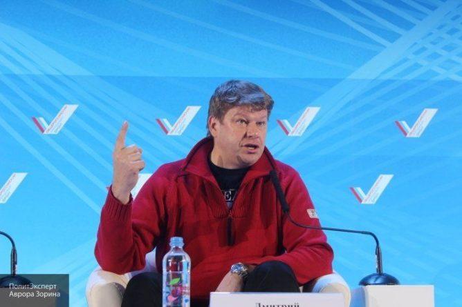 Общество: Губерниев послал на четыре буквы спортсменов США, недовольных «мягким» решением WADA